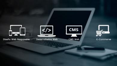 Imagen del servicio: SISTEMAS WEB