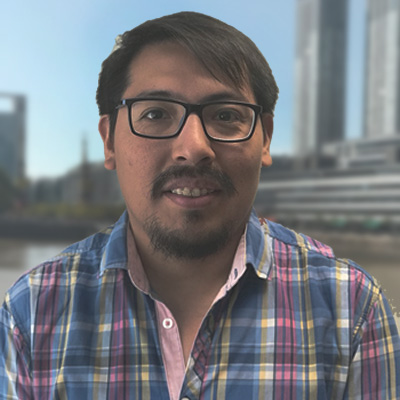 Imagen de nuestro integrante Tapia, Néstor