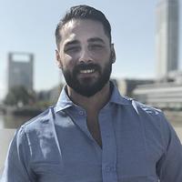 Image of our user Juan Sebastián Cunill